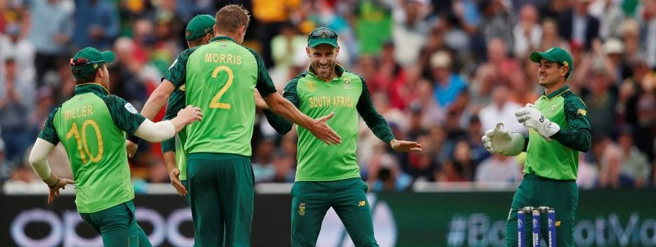 New Zealand vs South Africa LIVE SCORE, ICC Cricket World Cup 2019 Match: Quick wickets jolt Kiwis' chase