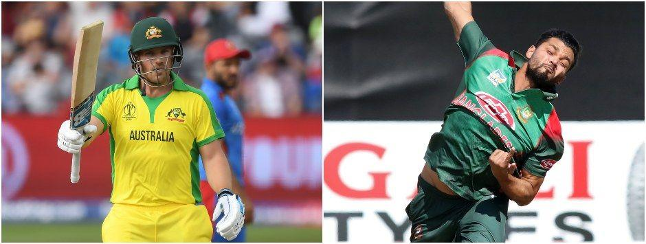 Australia vs Bangladesh LIVE SCORE, ICC Cricket World Cup 2019 Match: Aaron Finch, David Warner begin for Aussies