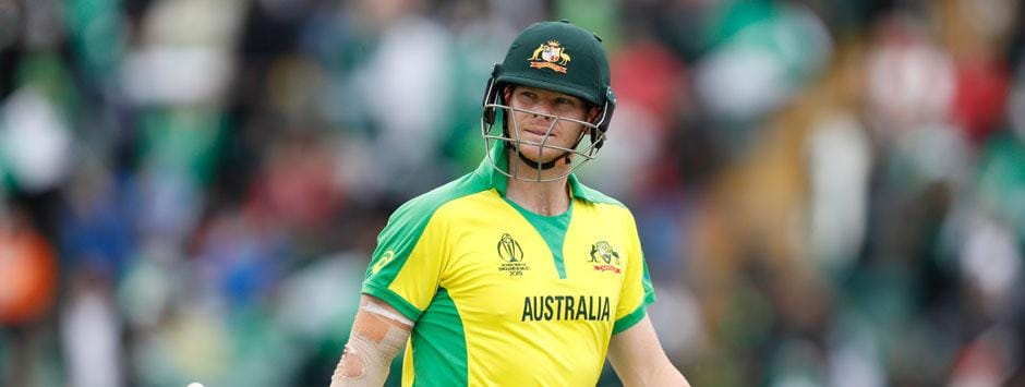 Australia vs Bangladesh LIVE SCORE, ICC Cricket World Cup 2019 Match: Steve Smith, Usman Khawaja depart in quick succession
