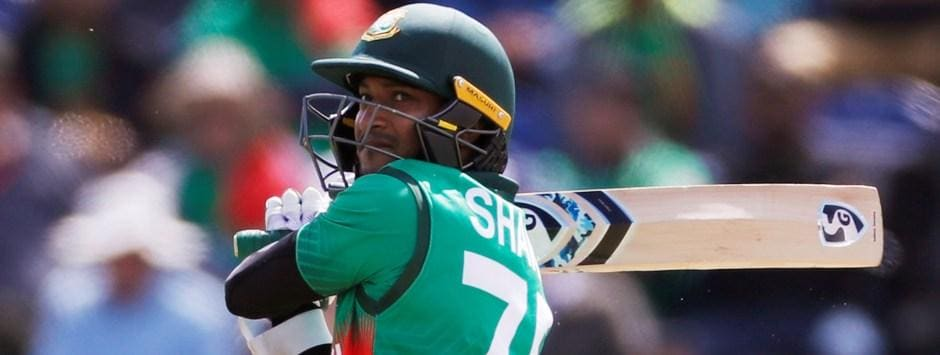 Bangladesh vs Afghanistan LIVE SCORE, ICC Cricket World Cup 2019 Match: Shakib, Mushfiqur take Bangladesh past 100