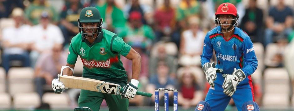 Bangladesh vs Afghanistan LIVE SCORE, ICC Cricket World Cup 2019 Match: Shakib departs after completing fifty