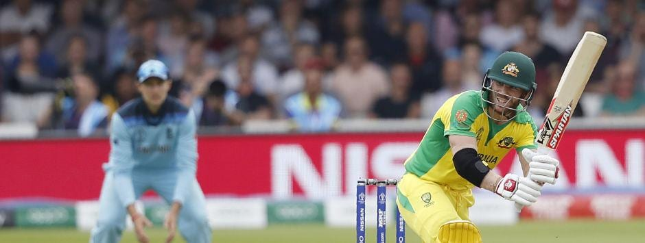 England vs Australia LIVE SCORE, ICC Cricket World Cup 2019 Match: Finch, Khawaja look to rebuild innings