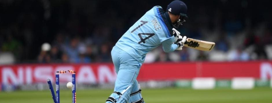 England vs Australia LIVE SCORE, ICC Cricket World Cup 2019 Match: Vince, Root send back early