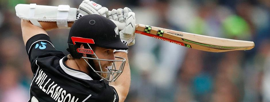 New Zealand vs Pakistan LIVE SCORE, ICC Cricket World Cup 2019 Match: Williamson, Neesham slowly rebuild