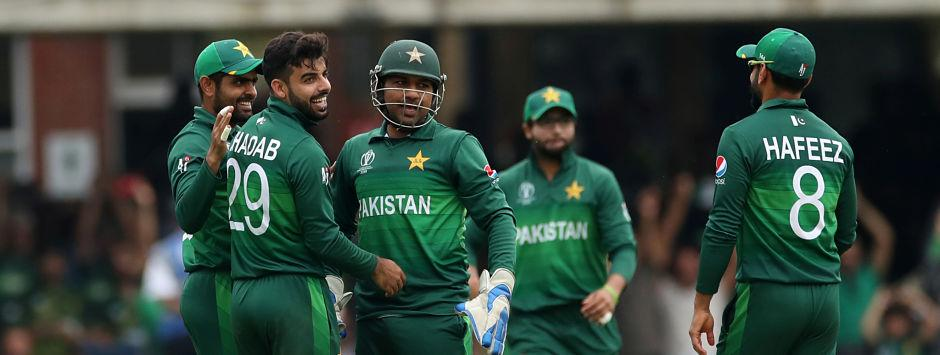 New Zealand vs Pakistan LIVE SCORE, ICC Cricket World Cup 2019 Match: Shadab removes Williamson for 41