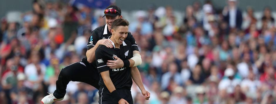 New Zealand vs Pakistan LIVE SCORE, ICC Cricket World Cup 2019 Match: Trent Boult strikes to remove Fakhar Zaman