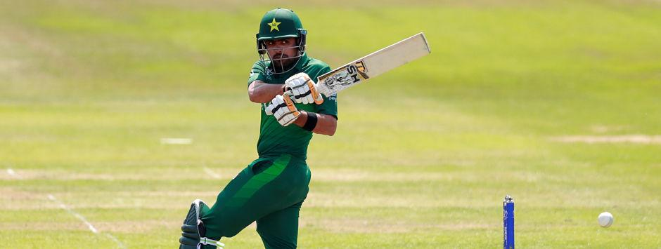 New Zealand vs Pakistan LIVE SCORE, ICC Cricket World Cup 2019 Match: Babar Azam closes in on 50