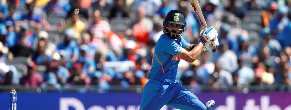 India vs West Indies LIVE SCORE, ICC Cricket World Cup 2019 Match: Kohli, Dhoni rebuild after Kedar's fall