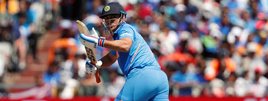 India vs West Indies LIVE SCORE, ICC Cricket World Cup 2019 Match: Dhoni, Pandya bring up 200 for India