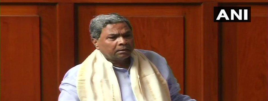 Karnataka Assembly trust vote LIVE Updates: Floor test can't be held without clarification on SC order in relation to 10th schedule, says Siddaramaiah