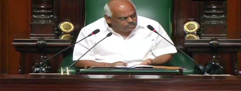 Karnataka Assembly Floor Test LIVE Updates: Governor's deadline ends but House breaks for hour-and-a-half-long lunch