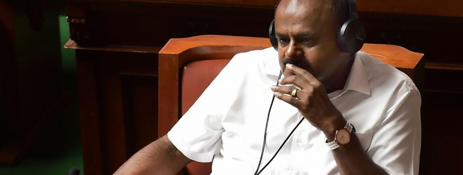 Karnataka Assembly Floor Test LIVE Updates: Have got second love letter, says Kumaraswamy on guv's deadline for trust vote