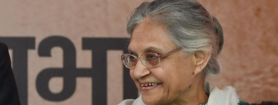 Sheila Dikshit passes away; news updates: Defence Minister Rajnath Singh visits residence of ex-Delhi CM, pays tribute