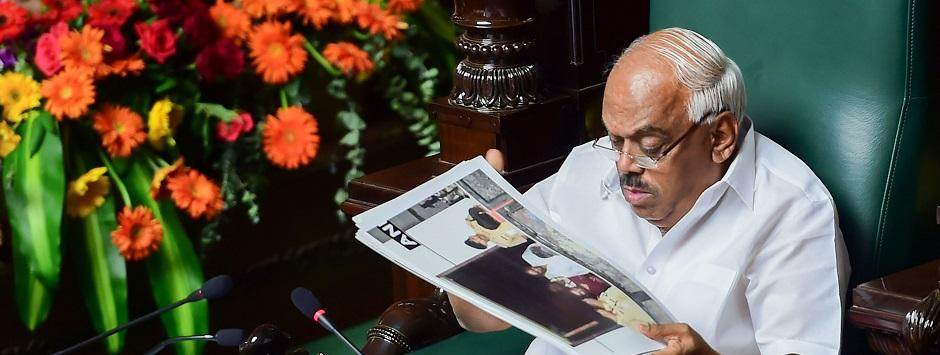 Karnataka Assembly floor test LIVE updates: Speaker calls meeting of rebel MLAs tomorrow on disqualification notice issued by Congress, JDS
