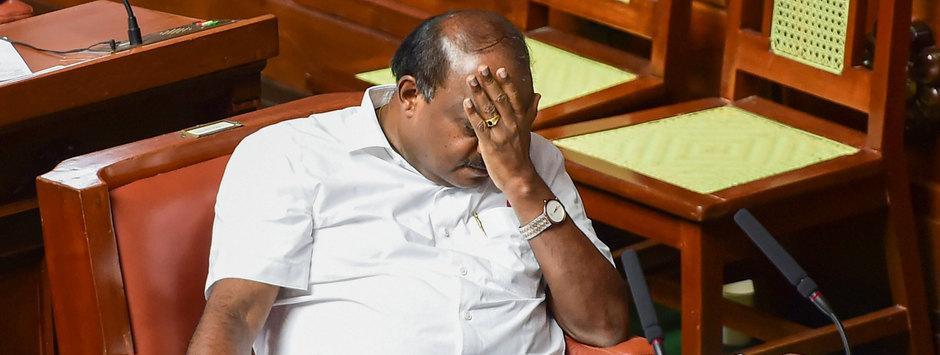 HD Kumaraswamy never had mandate to rule Karnataka; fall of Congress-JD(S) govt was inevitable