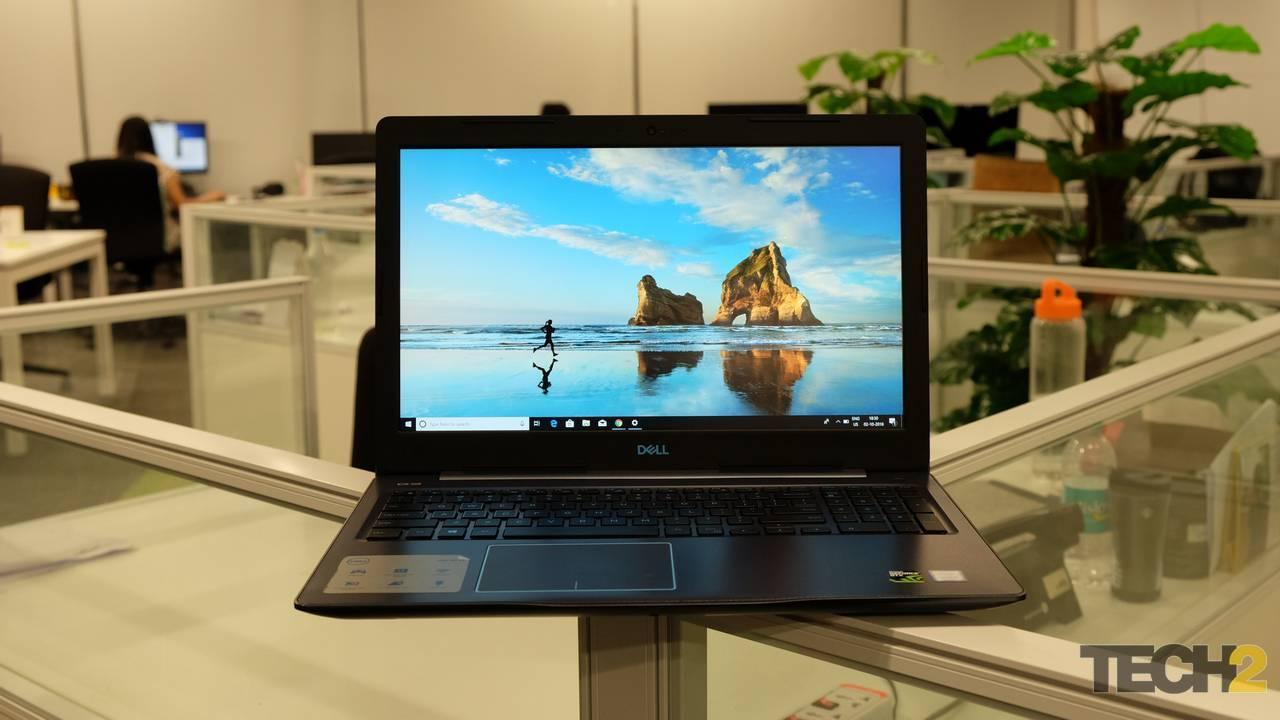 Dell G3 3579 gaming laptop review: Dull design mated with capable hardware