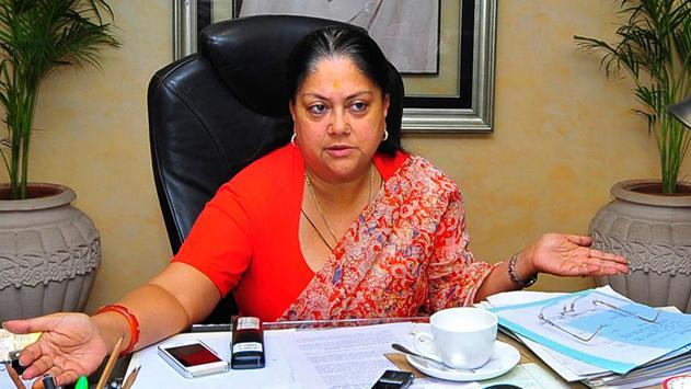 Rajasthan Election Results updates: Vasundhara Raje resigns, says she hopes Congress will take govt's work forward