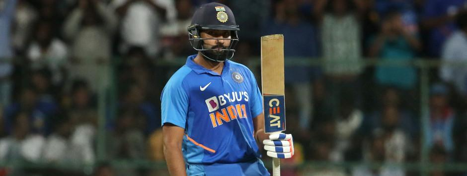 India vs Australia, LIVE Score, 3rd ODI at Bengaluru: Rohit Sharma brings up 29th ODI ton