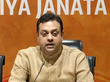 AAP will stand with anarchists: Sambit Patra slams Arvind Kejriwal, Manish Sisodia for supporting Shaheen Bagh protests against CAA
