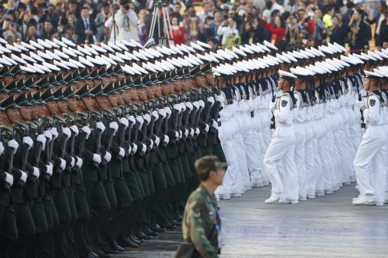 China to mark 70 years of communism with massive show of force in Beijing