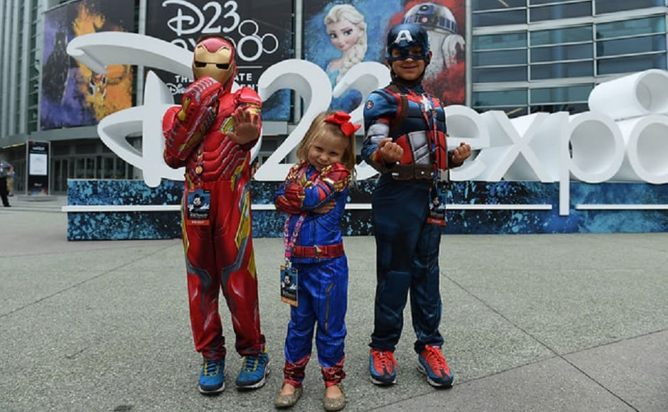 D23 Expo 2019: From Marvel's Iron Man, Captain America to Disney's Tinker Bell, cosplay fans bring favourites to life