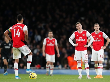 Premier League: Arsenal endure worst run since 1977 with Brighton defeat; Newcastle beat Sheffield United