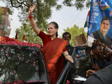 Divested of SPG cover, Sonia Gandhis luxury Range Rover SUV to be swapped with a 10-year-old Tata Safari, claim reports