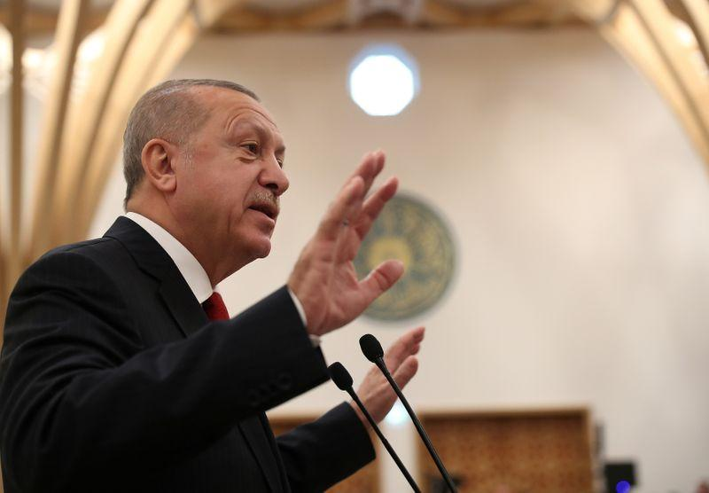 Erdogan: Turkey and Libya can conduct joint explorations in eastern Med