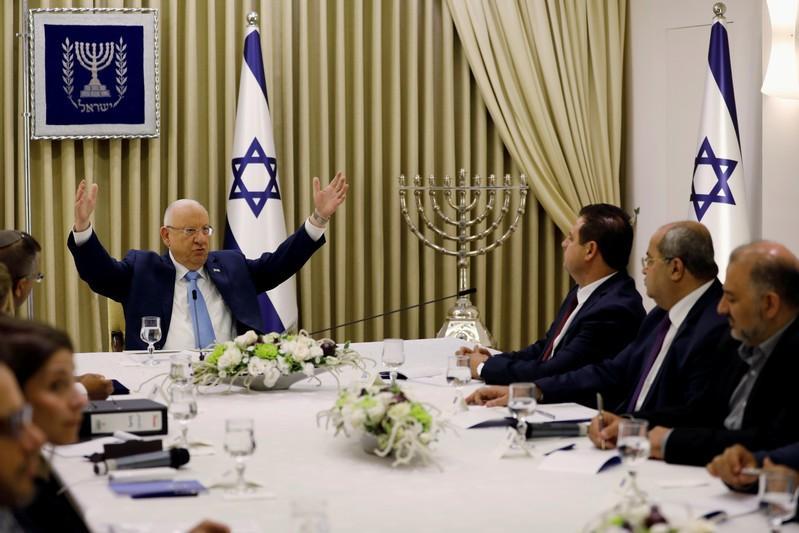 Explainer: Only Bibi no more: Israels Netanyahu seeks power-sharing deal