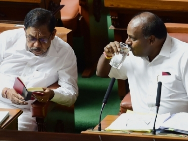Karnataka Assembly Floor Test Updates: Trust vote delayed as Speaker adjourns House till Monday