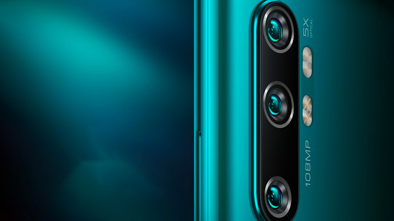 Xiaomi teases the Mi Note 10 with a 108 MP penta-lens camera, could be rebranded Mi CC9 Pro