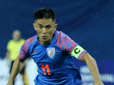 Dont have many games left to play for my country, Sunil Chhetri focuses on one game at a time