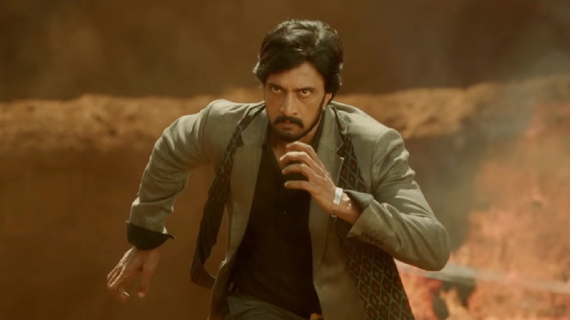 Kichcha Sudeep on why he agreed to play the antagonist in Dabangg 3, working with Salman Khan and future projects
