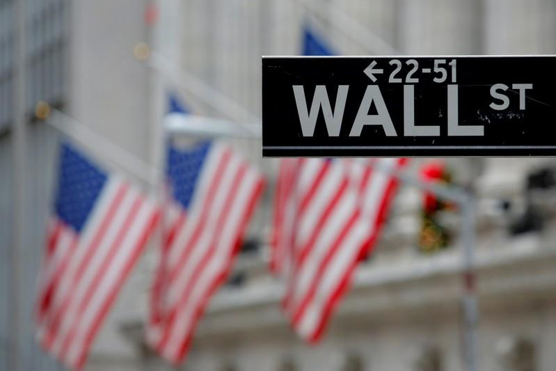Wall Street trades lower after Fed minutes