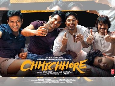Chhichhore box office collection: Sushant, Shraddha Kapoor's campus drama makes Rs 44.08 cr in 4 days