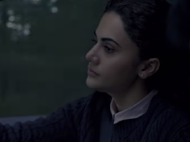 Taapsee Pannu on Badla: Had more scenes than Amitabh Bachchan, yet it's called his film