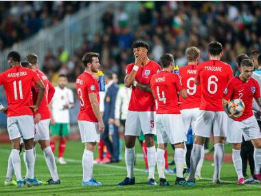 Euro 2020 Qualifiers: English FA condemn 'abhorrent' racist abuse in Bulgaria