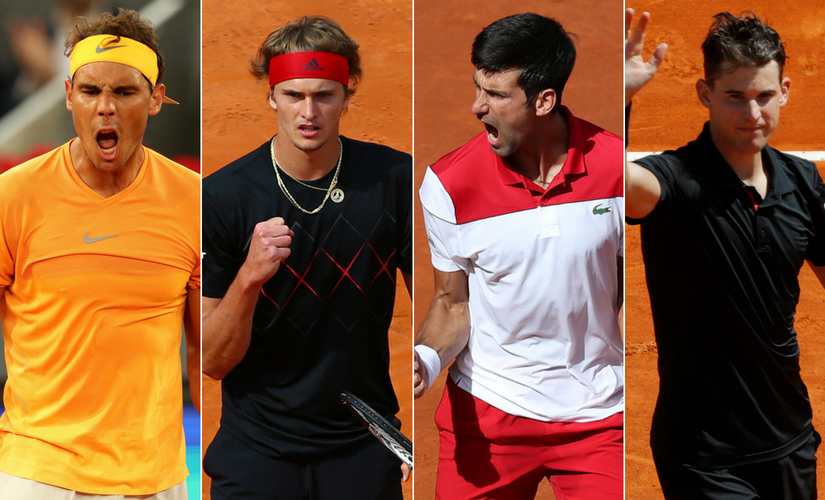 French Open 2018, men's preview: Rafael Nadal draws easy path to 11th title; loaded bottom half sets up intriguing battles