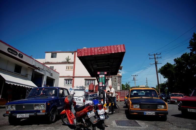 Cuba says fuel shortage, blackouts are temporary, being fixed