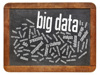 Nine out of ten cos see benefit from Big Data in today's application economy