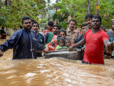 Kerala rains: Toll climbs to 67 as flood worsens; red alert issued across the state; CM seeks Narendra Modis intervention
