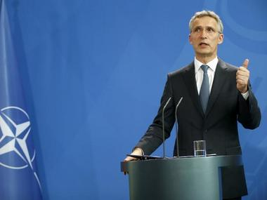EU, NATO stronger with Britain on the inside: NATO chief on Brexit