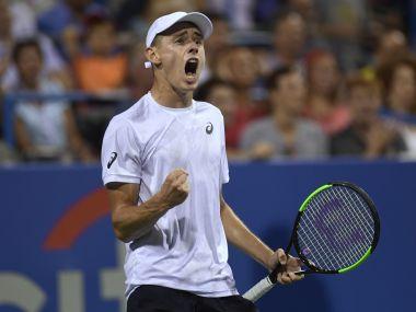 Atlanta Open: Australians Alex de Minaur, Bernard Tomic register straight-set victories to enter quarter-finals