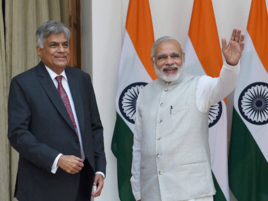 Wickremesinghe's India visit could check Chinese influence in Sri Lanka