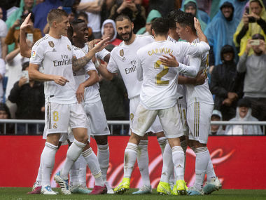 LaLiga: Karim Benzema's brace helps Real Madrid beat Levante; Ansu Fati stars in Barcelona's thumping win over Valencia