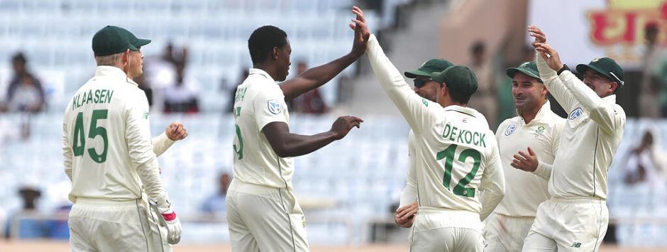 India vs South Africa, LIVE Cricket Score, 3rd Test Day 1 at Ranchi: Rabada removes Pujara for 0