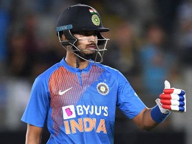 India vs New Zealand: 'As cool as one can be', Shreyas Iyer hailed by Twitterati for match-winning knock in 1st T20I