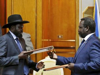 South Sudan peace deal attempt fails; government has had enough of rebel leader Riek Machar