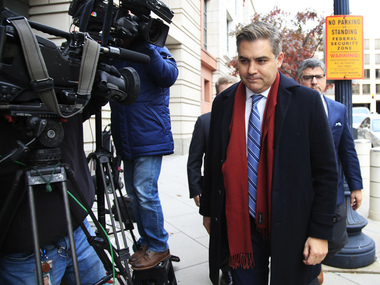 Donald Trump lawyers and CNN square off in Jim Acosta press pass case; judge to announce decision today