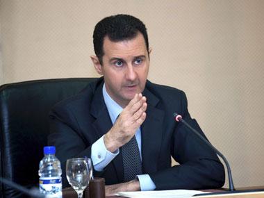 India welcome to rebuild Syrian economy, says President Bashar al-Assad